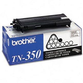 Brother TN350 OEM Black Toner Cartridge