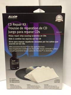 CD Repair Kit AllSop 58200