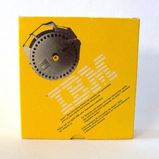 IBM 1299790 Quietwriter Typewriter Ribbon - Non Correctable IBM Ribbon Genuine OEM Produc